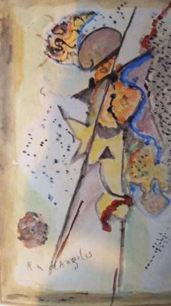 Raoul Maria De angelis Mostra Antologica