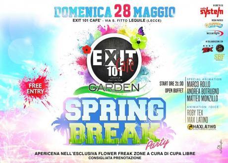 """""""Spring Break Party"""", all'Exit 101  sboccia il suono di Marco Rollo, Andrea Botrugno e Matteo Monzillo"""