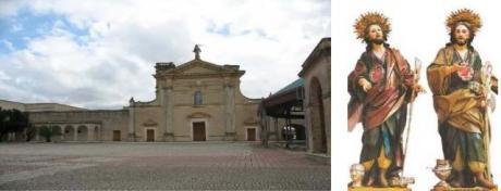 6° ciclo-pellegrinaggio al santuario di S. Cosimo alla Macchia - Oria