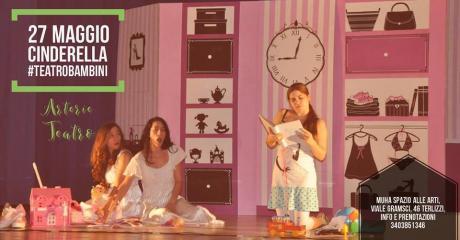 Cinderella - Spettacolo teatrale per bambini
