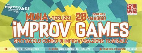 Improv Game - Spettacolo comico di improvvisazione teatrale