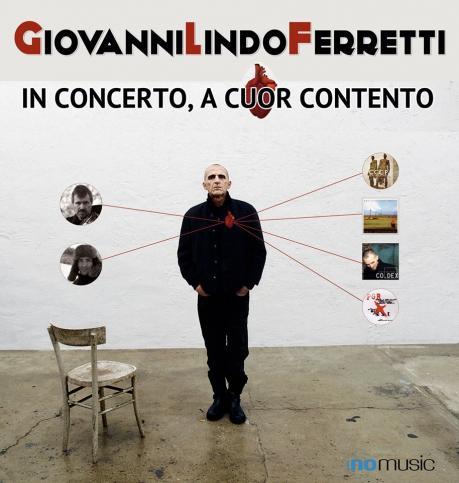 Giovanni Lindo Ferretti in A Cuor Contento - Unica tappa in Puglia