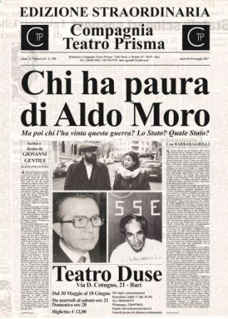 Chi ha Paura di Aldo Moro