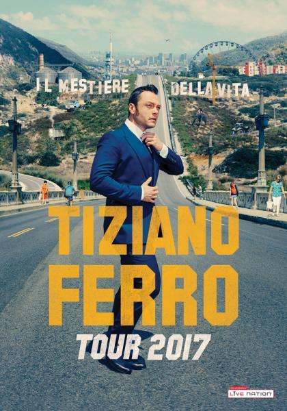 Tiziano Ferro live a Roma