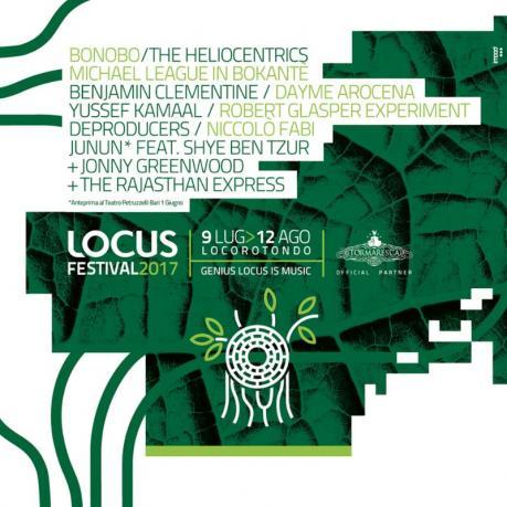 Anteprima Locus Festival 2017 - JUNUN feat. Shye Ben Tzur, Jonny Greenwood e The Rajasthan Express