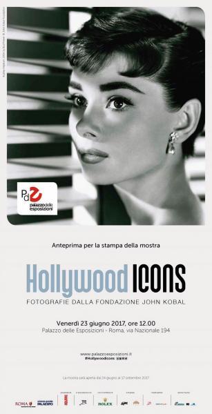 Hollywood Icons. Fotografie della Fondazione John Kobal