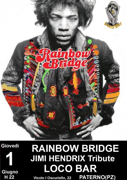 Rainbow Bridge live! Jimi Hendrix Tribute