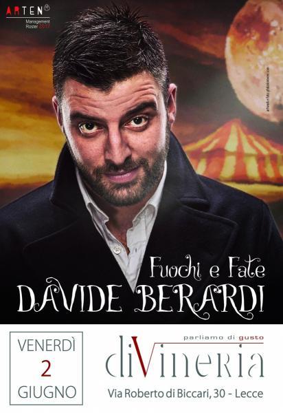 Davide Berardi in concerto