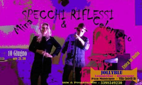 Cover Mina Celentano - Specchi Riflessi