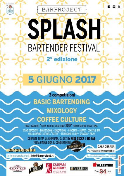 Splash - Bartender Festival 2017