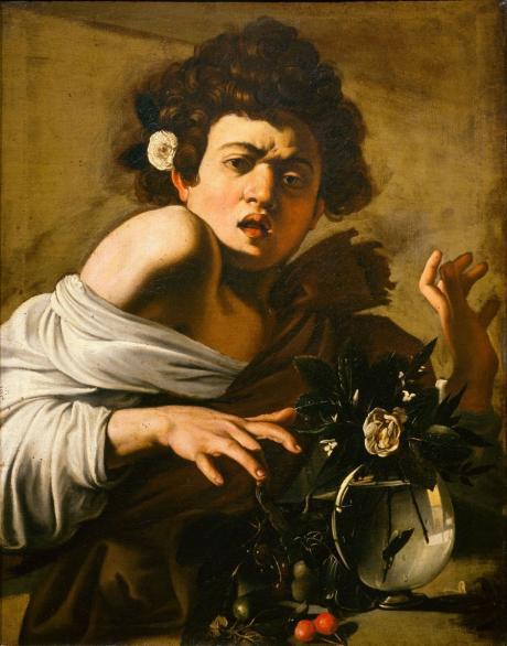 """Caravaggio e i Caravaggeschi Nell'italia Meridionale"""" e Genius Loci di Roberto Cotroneo"""