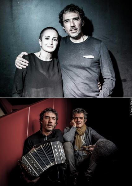 CONNIE VALENTINI & DANIELE DI BONAVENTURA - primo set - PAOLO FRESU & DANIELE DI BONAVENTURA - secondo set - FASANO JAZZ 2017