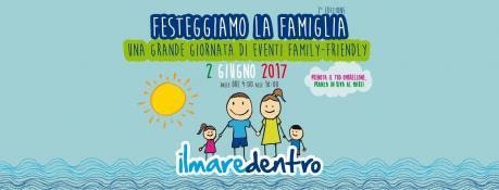 Al lido Ilmaredentro si festeggia la famiglia tra laboratori e happy hour