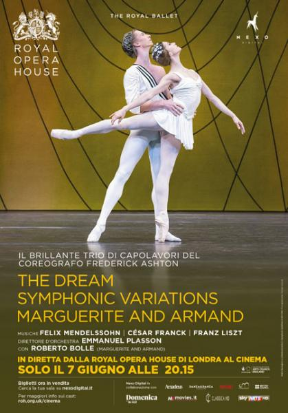 The Dream/ Symphonic Variations/  Marguerite And Armand