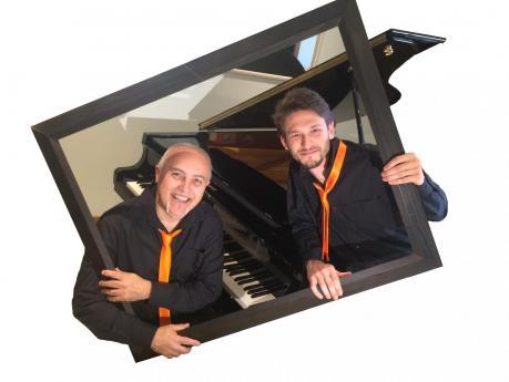 La Musica....danza - Concerto del Duo pianistico Roberto Parrozzani-Emanuele Salinas