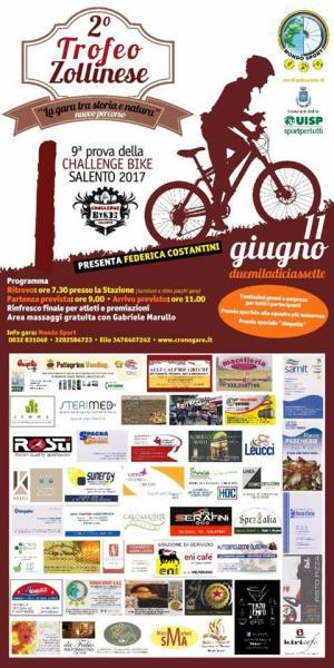 II° Trofeo Zollinese - La gara tra storia e natura