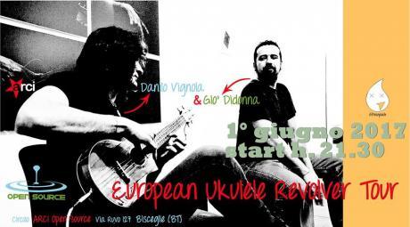 European Ukulele Revolver Tour