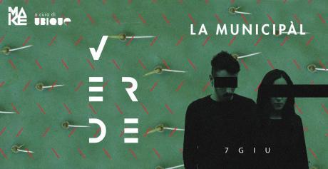 VERDE - La Municipàl Live