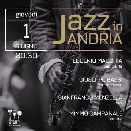Jazz in ... Andria