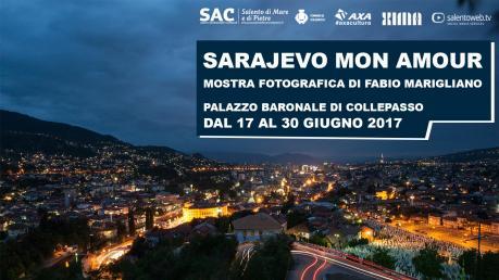 """Mostra Fotografica """"Sarajevo Mon Amour"""" al Palazzo Baronale di Collepasso"""