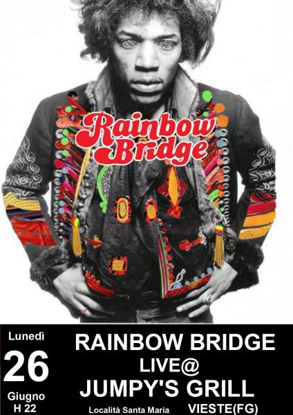 Rainbow Bridge in concerto