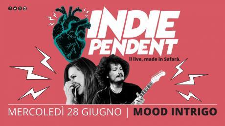 Mood Intrigo live Safarà