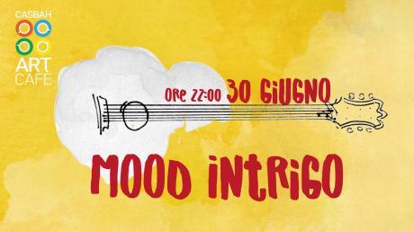 Mood Intrigo live Casbah Art Café