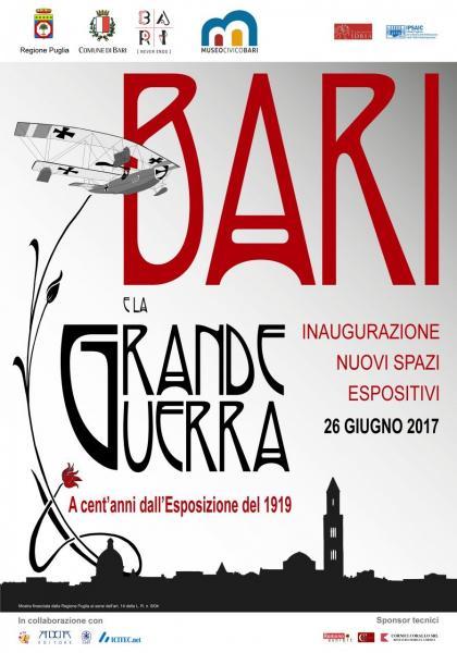 Bari e la Grande Guerra. a Cent'anni Dall'esposizione del 1919