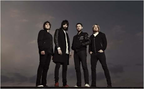 Kasabian al Postepay Sound Rock in Roma 2017