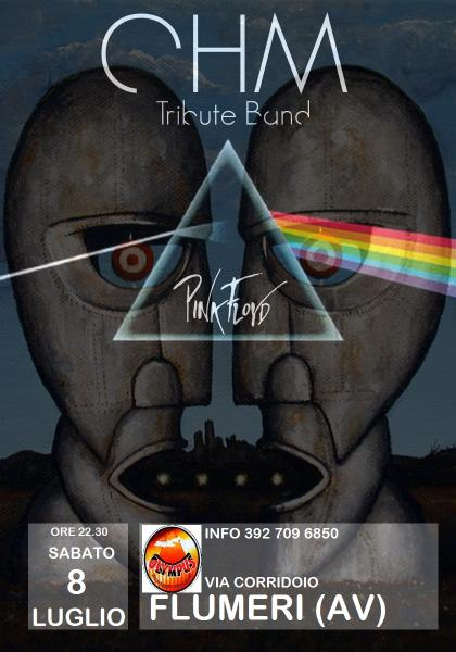Ohm Pink Floyd - live Show - Flumeri