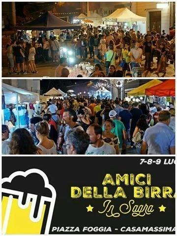 Festa popolare Amici della Birra