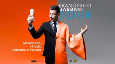 Francesco Gabbani in concerto