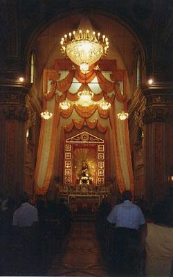 Festa di Sant'Anna a San Domenico e benedizione dei bambini e delle mamme