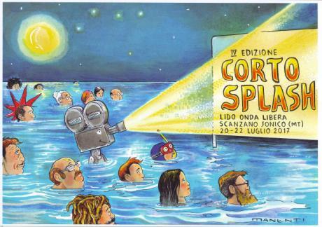 CortoSplash - IV edizione del primo festival di cortometraggi spiaggiati