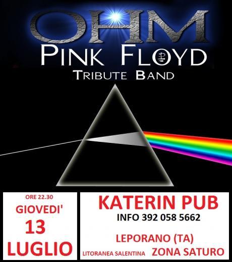 Ohm Pink Floyd live - Zona Saturo - Leporano (ta) - Katerin Pub