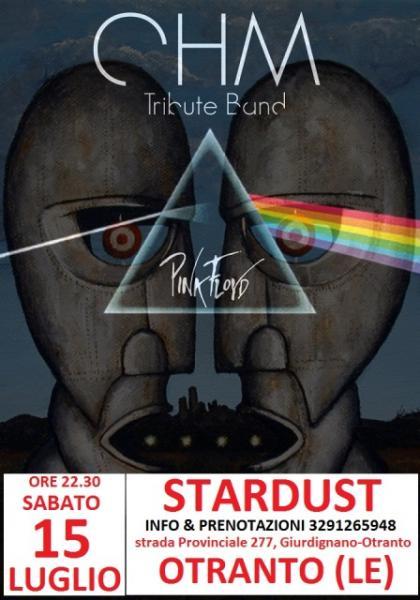 Ohm Pink Floyd live - Otranto (le) - Stardust