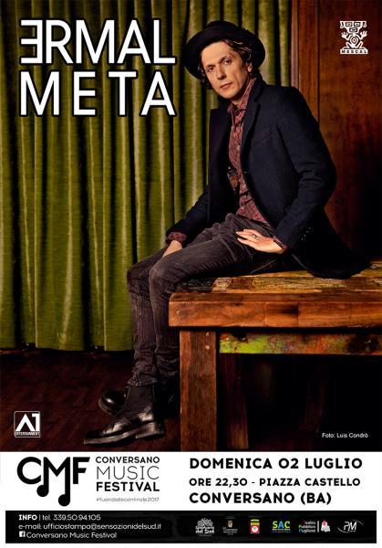 Ermal Meta - Vietato Morire Tour 2017