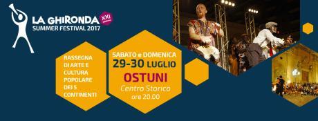 La Ghironda Summer Festival | Ostuni