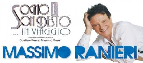 """Massimo Ranieri: """"Sogno e son desto…in viaggio"""""""