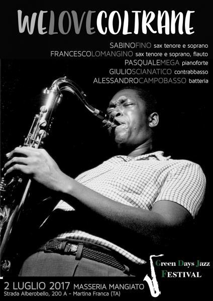 We Love Coltrane