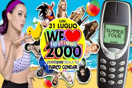 We Love 2000 - la prima festa anni 2000 d'Italia