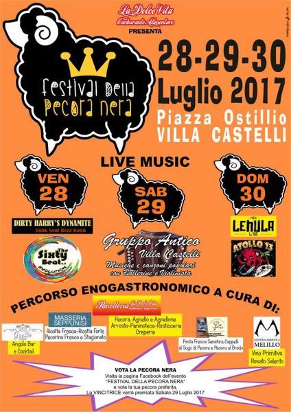 Festival della Pecora Nera