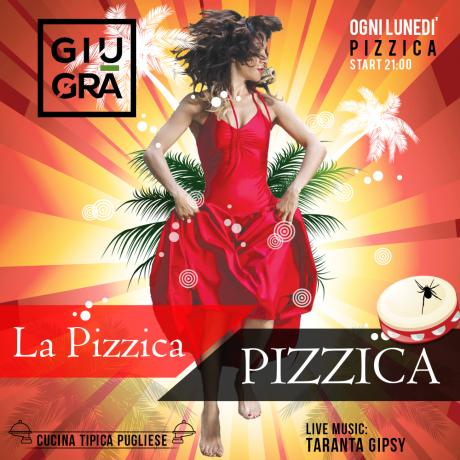 La pizzica pizzica in Valle d'Itria con i Taranta Gipsy