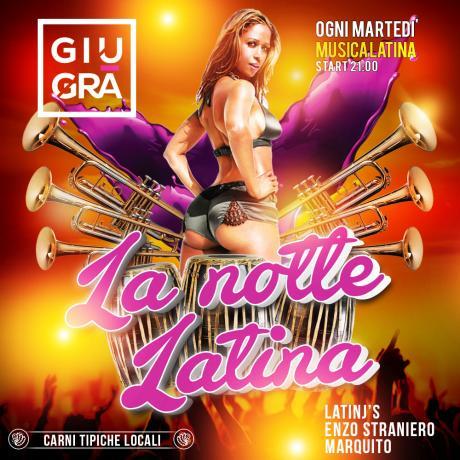 La notte latina in Valle d'Itria con Enzo Straniero e Marquito