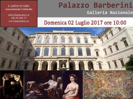 Palazzo Barberini. Musei gratis