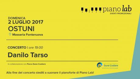 PIANO LAB | Ostuni, Masseria Frontenuova