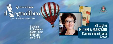 """Michela Marzano presenta """"L'amore che mi resta"""" - Einaudi"""