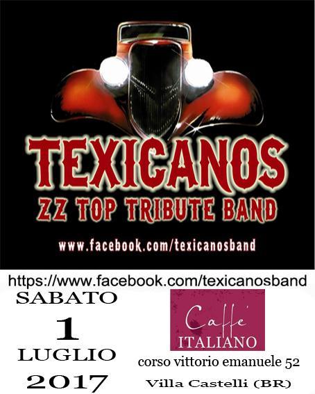 TEXICANOS LIVE @ Caffè Italiano
