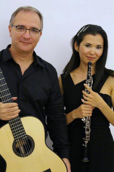 Duo Bisingaliev - Paradiso