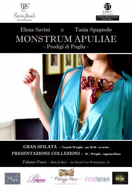Monstrum Apuliae - Prodigi di Puglia